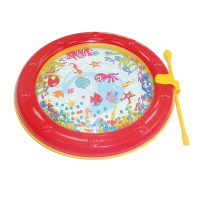 Edushape Sea Sound Drum Action/reaction Toy