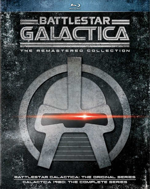 Battlestar galactica:Remastered colle (Blu-ray) - image 1 of 1