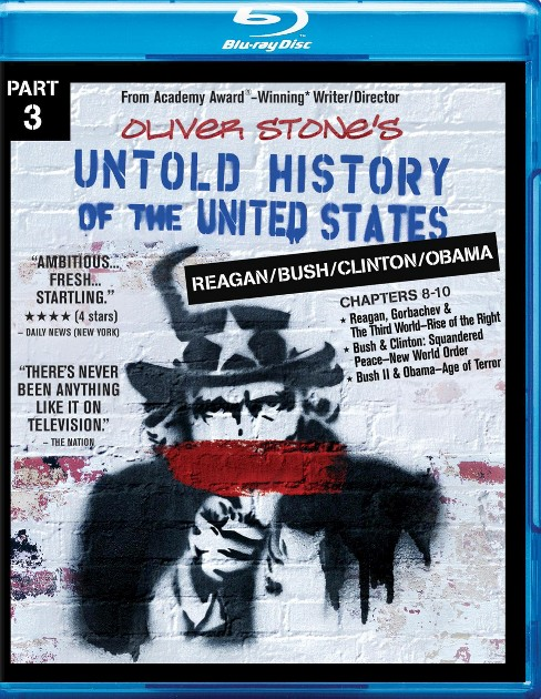 Untold history of the us pt3 reagan/B (Blu-ray) - image 1 of 1