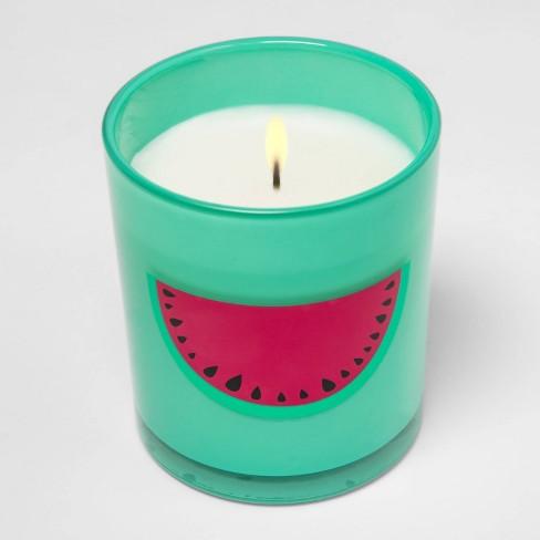 7.8oz Icon Watermelon Margarita Candle - Sun Squad™ - image 1 of 2