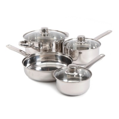 Gibson Home Landon 7pc Cookware Set