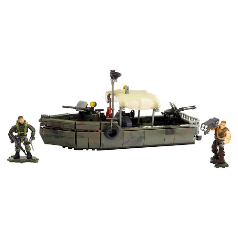 Mega Bloks Call of Duty Riverboat Raid Collector Construction Set - image 1 of 6