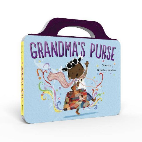 Grandma's Purse -  by Vanessa Brantley-Newton (Hardcover) - image 1 of 1