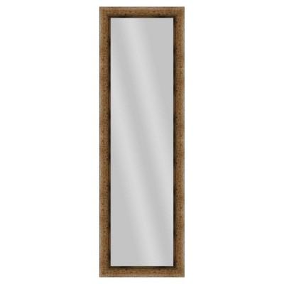 "16.5"" x 52.5"" brown Mirror Decorative Mirror - PTM Images"