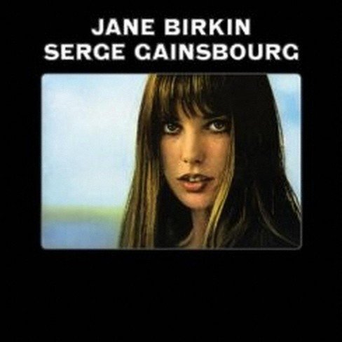 Jane birkin - Jane birkin/Serge gainsbourg (CD) - image 1 of 2