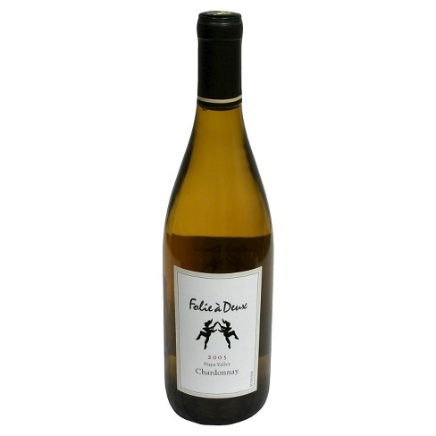 Folie a Deux® Chardonnay - 750mL Bottle - image 1 of 1