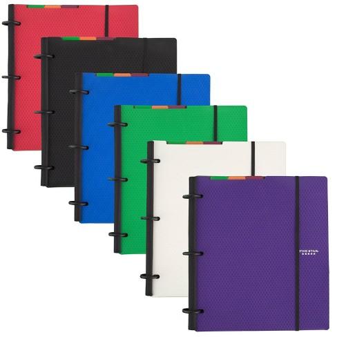 "Five Star 300 Sheet 1"" Ring Binder Hybrid Notebinder (Colors May Vary) - image 1 of 4"