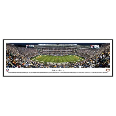 NFL Blakeway Stadium Panoramic - Standard Framed Wall Art