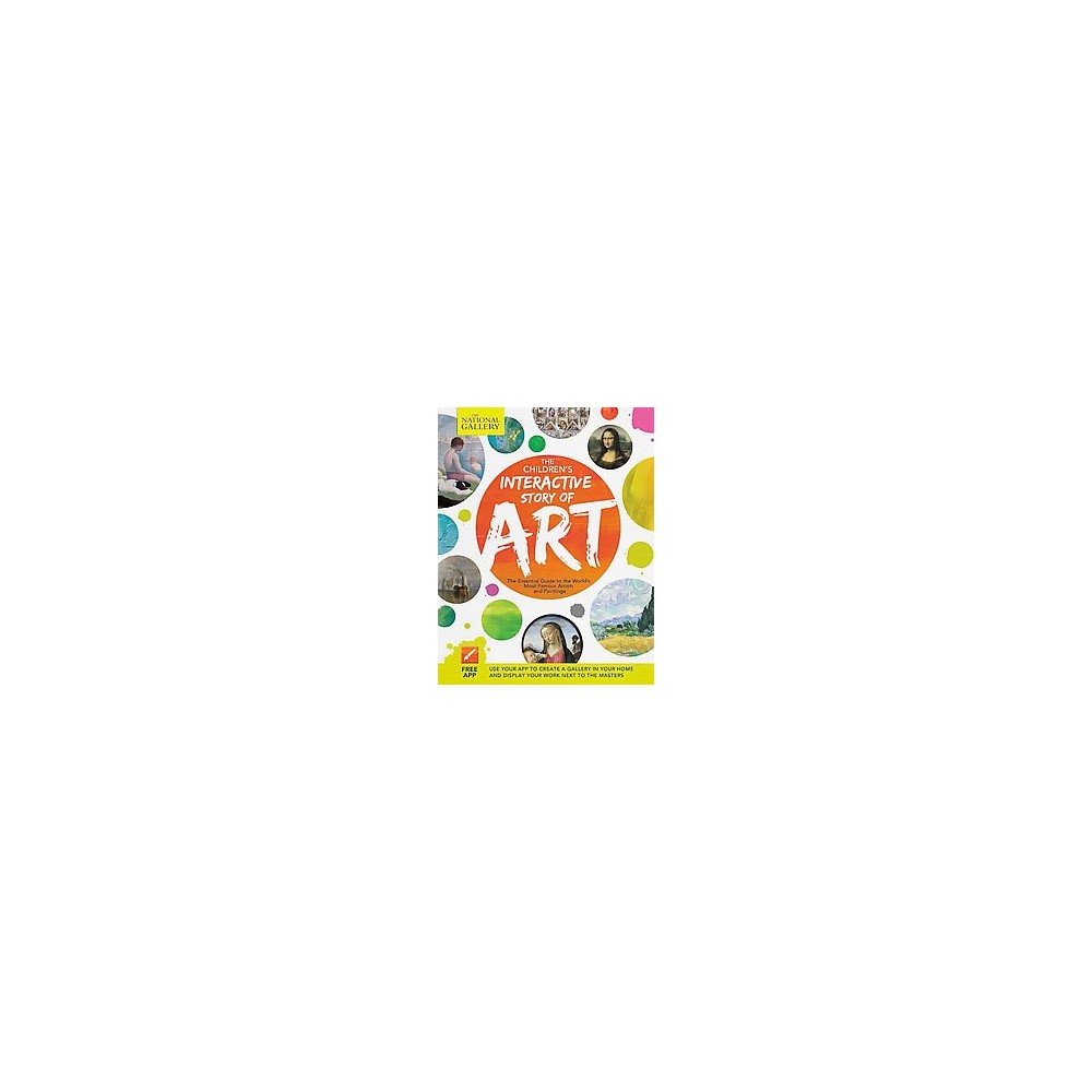 Children's Interactive Story of Art (Hardcover) (Susie Hodge)