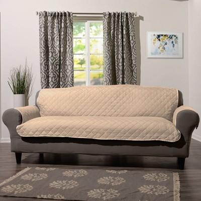 Microfiber Sofa Furniture Protector - Sure Fit