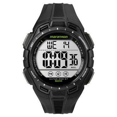 Men's Marathon  by Timex Digital Watch - Black TW5K94800TG