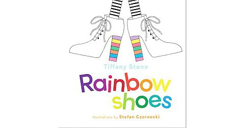 Rainbow Shoes (Hardcover) - image 1 of 1