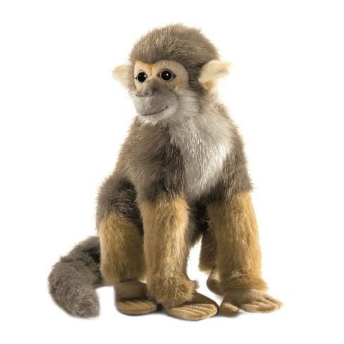 Hansa Squirrel Monkey Plush Toy Target