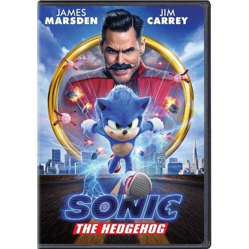 Sonic The Hedgehog Dvd Target