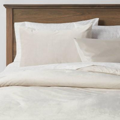Vinton Velvet Comforter Set with Sheets - Threshold™