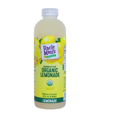 Uncle Matt's Homestyle Organic Lemonade - 28 fl oz - image 1 of 2