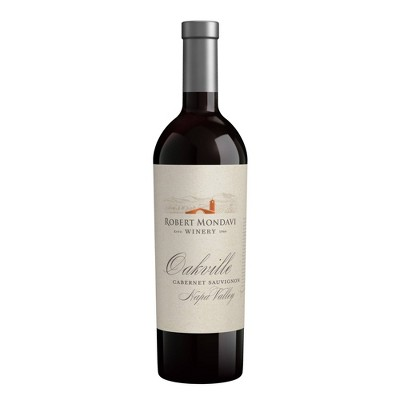 Robert Mondavi Reserve Cabernet Sauvignon Red Wine - 750ml Bottle
