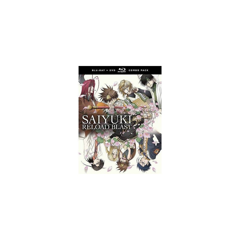Saiyuki Reload Blast (Bd/Dvd Combo) (Blu-ray)