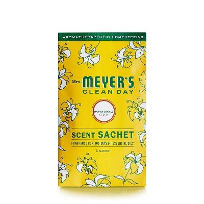 Mrs. Meyer's Honeysuckle Scent Sachet