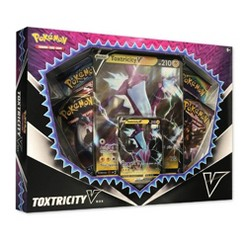 Pokemon Trading Card Game Toxtricity Vmax Box
