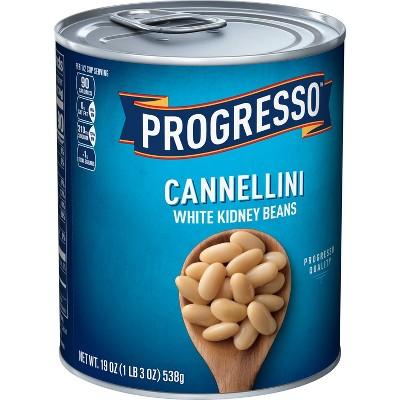 Beans: Progresso Cannellini