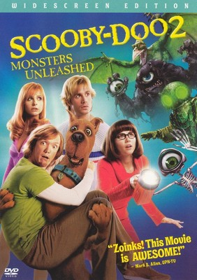 Scooby-Doo! 2: Monsters Unleashed (DVD)