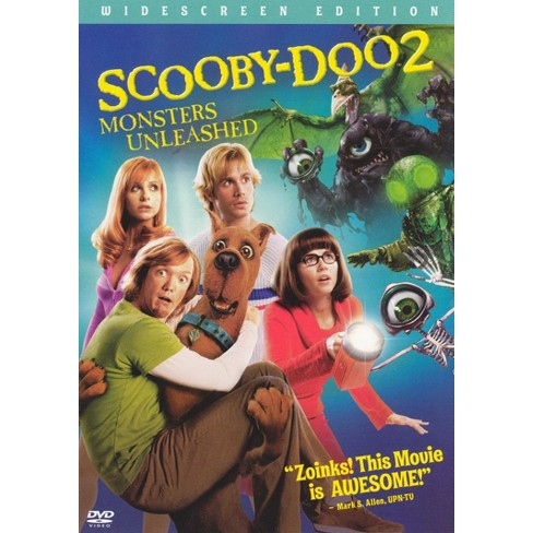Scooby-Doo 2: Monsters Unleashed (WS) (dvd_video) - image 1 of 1