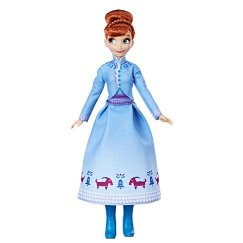 Disney Princess Frozen Olaf's Frozen Adventure Anna Doll - image 1 of 2