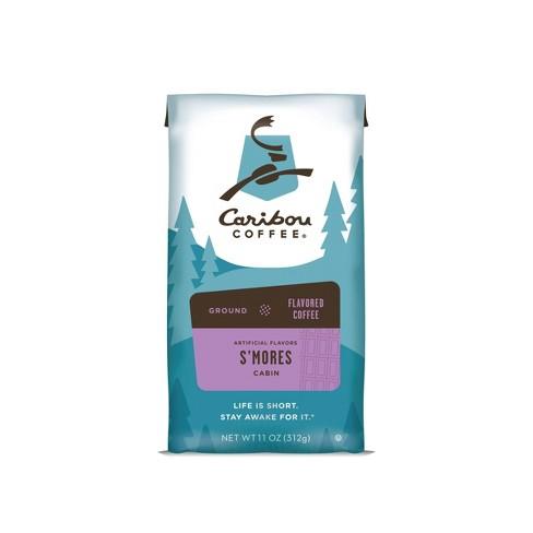 Caribou Coffee S'mores Medium Roast Ground Coffee - 11oz - image 1 of 1