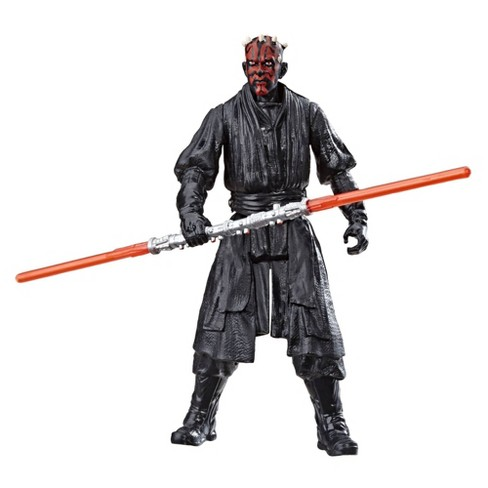 "Star Wars Galaxy of Adventures Darth Maul 3.75"" Figure - image 1 of 4"