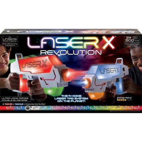 Laser X Revolution Long Range Blaster Set - image 1 of 4