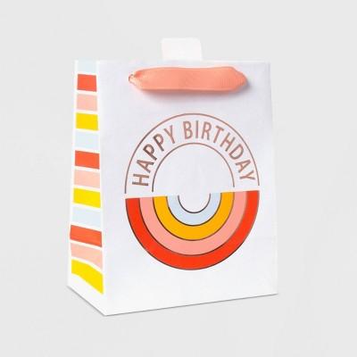 "XSmall ""Happy Birthday"" Rainbow Bag - Spritz™"