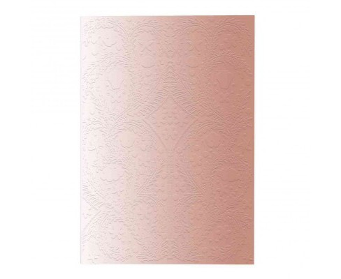 "Christian Lacroix Blush B5 10"" X 7"" Ombre Paseo Notebook (Paperback) - image 1 of 1"