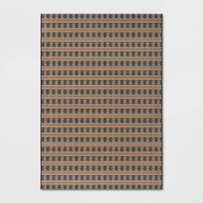 7' x 10' Squares Outdoor Rug - Project 62™