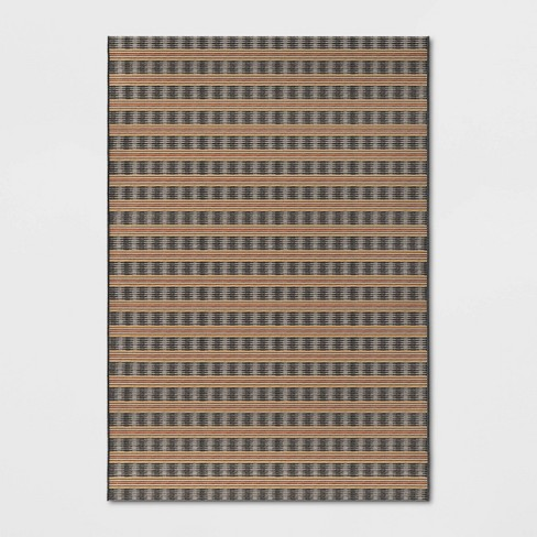 7' x 10' Squares Outdoor Rug - Project 62™ - image 1 of 2