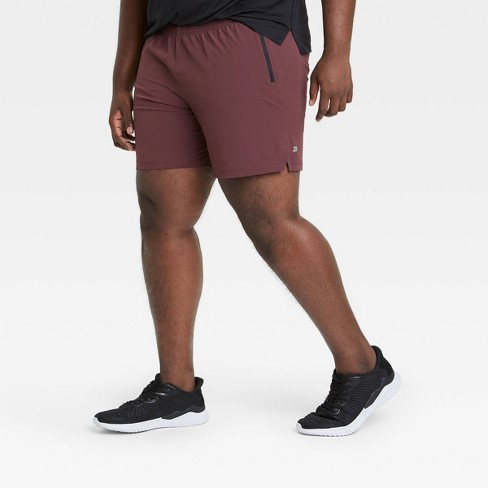 Men's Stretch Woven Shorts - All in Motion™ - image 1 of 4