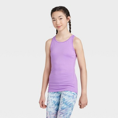 Girls' Racerback Tank Top - All in Motion™