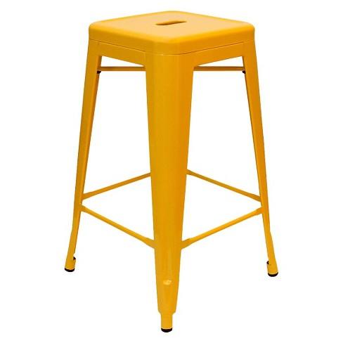 Prime Aeon Galaxy Counter Stool Orange Set Of 2 Camellatalisay Diy Chair Ideas Camellatalisaycom