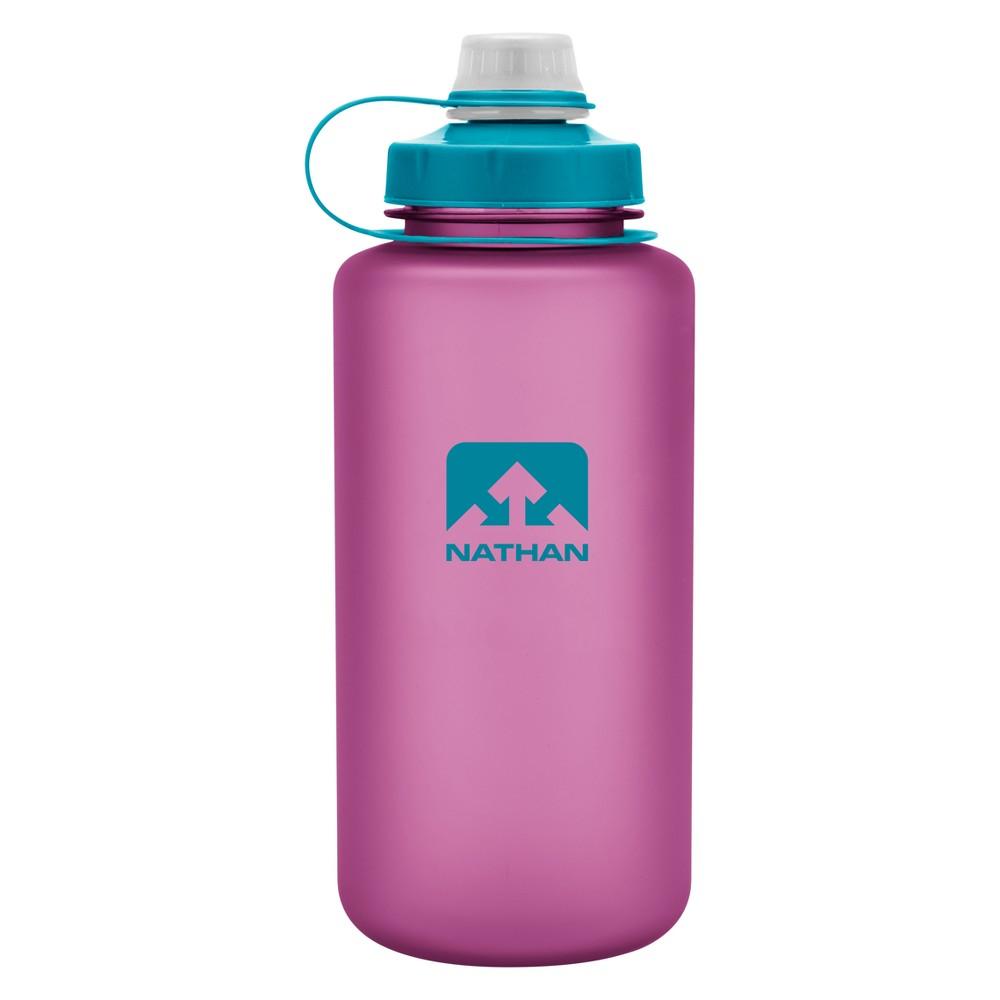 Nathan Big Shot 32oz Water Bottle -Lilac, Purple