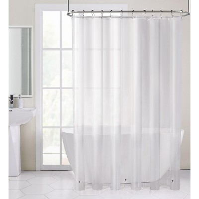 Hotel Collection Heavy Weight/Duty PEVA Shower Curtain Liner : Target