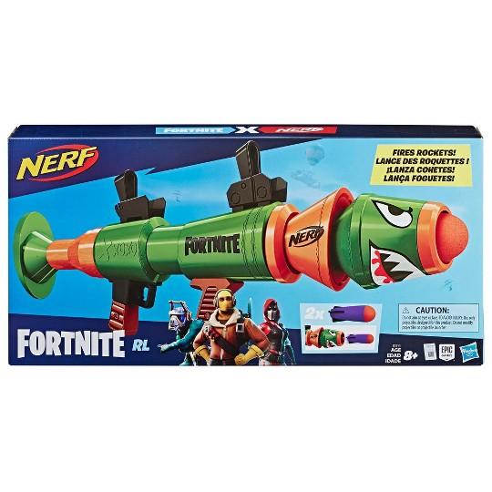 NERF Fortnite RL Rocket Dart Blaster image number null
