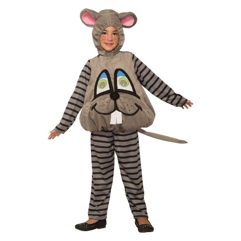 Toddler Wiggle Eyes Mouse Halloween Costume 2T - image 1 of 1
