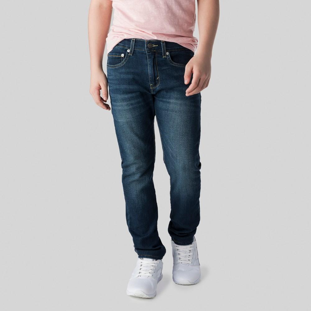 Denizen from Levi's Boys' Skinny Knit Jeans - Blue 14
