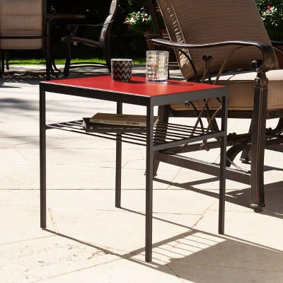 Varnelli Outdoor Accent Table - Aiden Lane