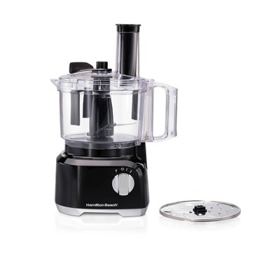 Hamilton Beach 8-Cup Food Processor - Black