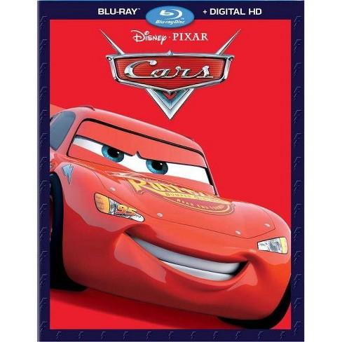 Cars (Blu-ray) - image 1 of 1