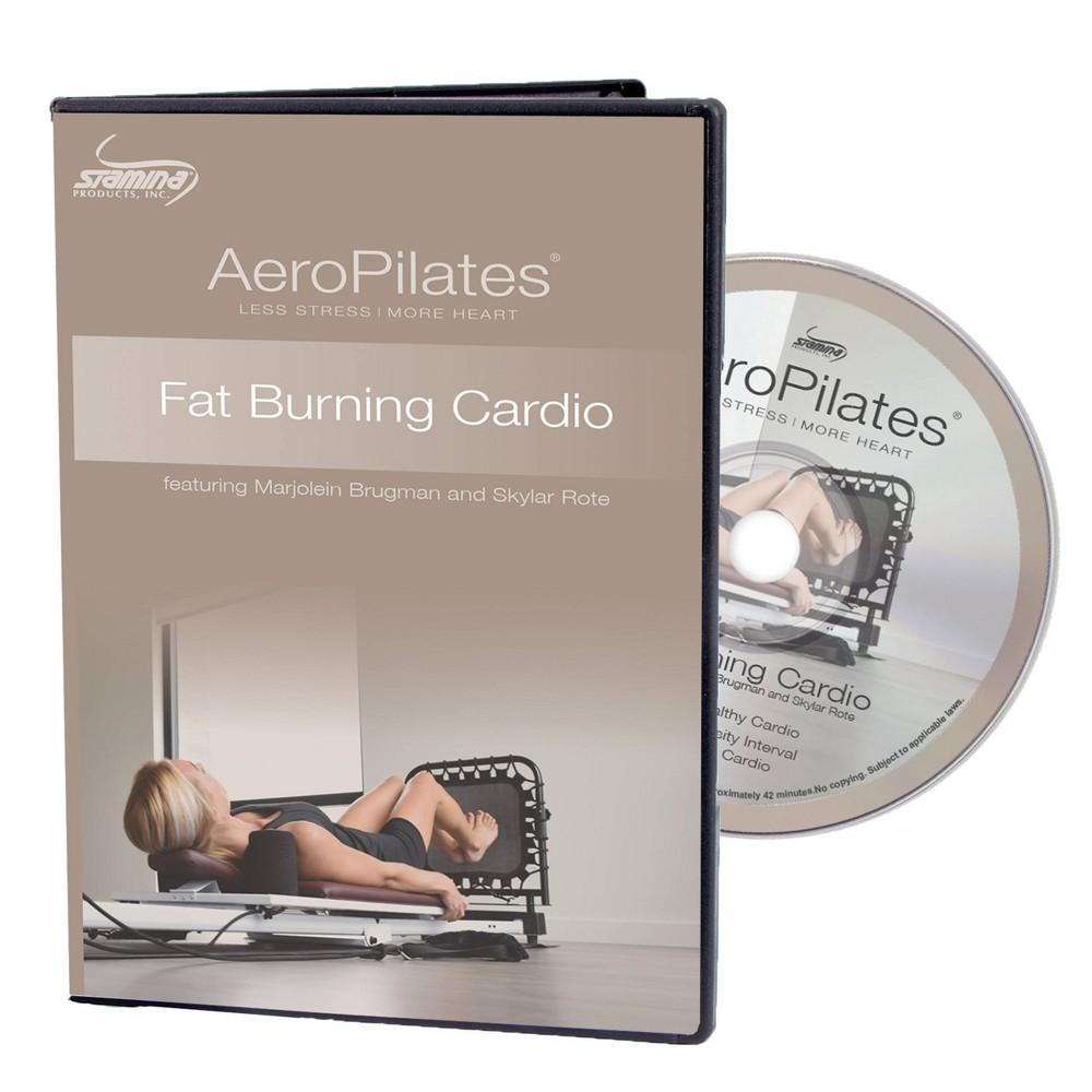 Aeropilates Fat Burning Cardio Dvd