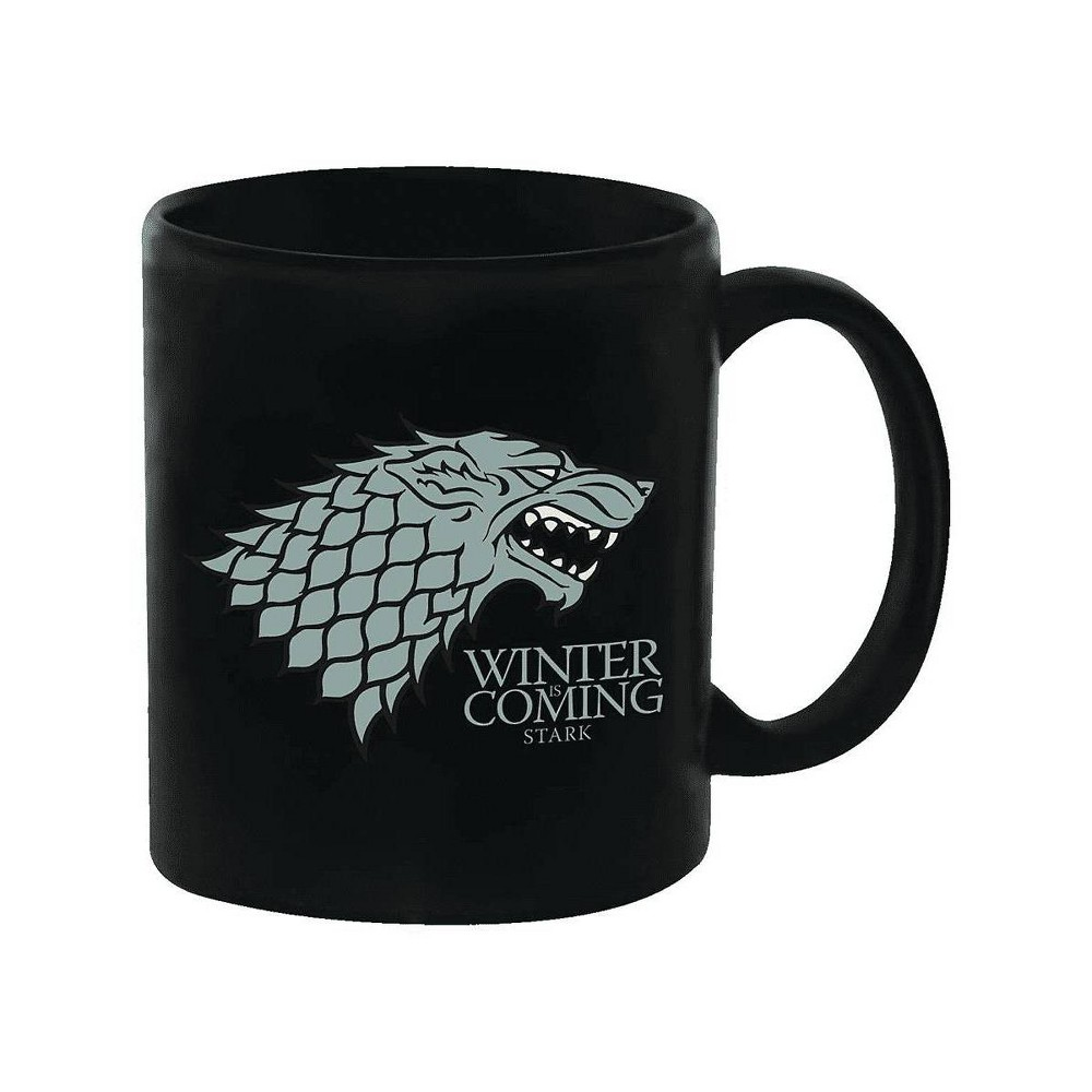 Image of Game of Thrones Coffee Mug - Stark, Black