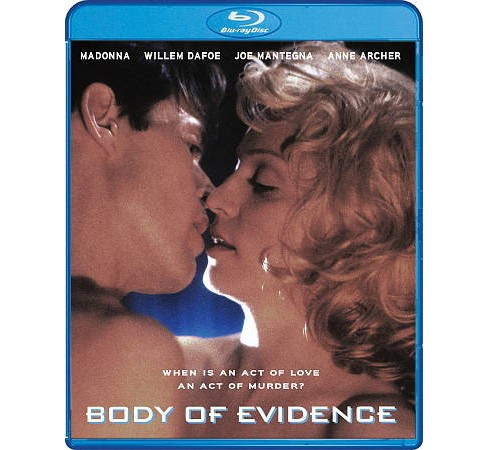 Body Of Evidence (Blu-ray) - image 1 of 1