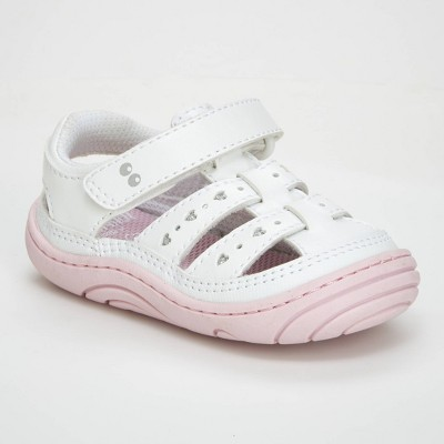 Baby Girls' Surprize by Stride Rite Didi Sneakers - White 3